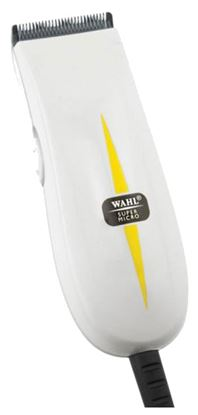 Машинка-триммер WAHL Hair clipper SUPER MICRO white/триммер